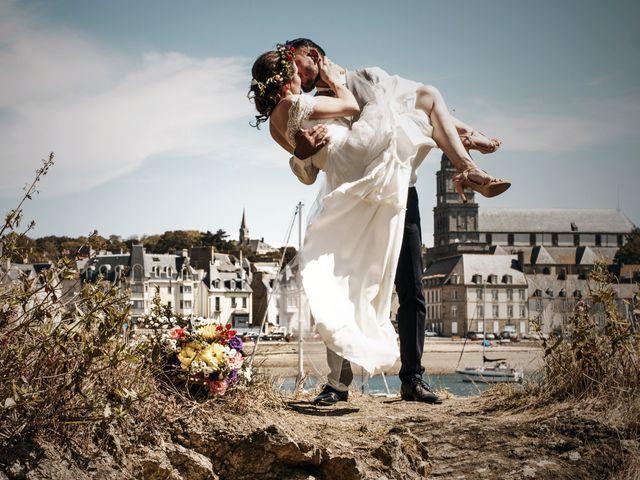Le mariage de Camille et Sandeep Singh à Saint-Malo, Ille et Vilaine 9