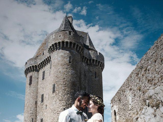 Le mariage de Camille et Sandeep Singh à Saint-Malo, Ille et Vilaine 10
