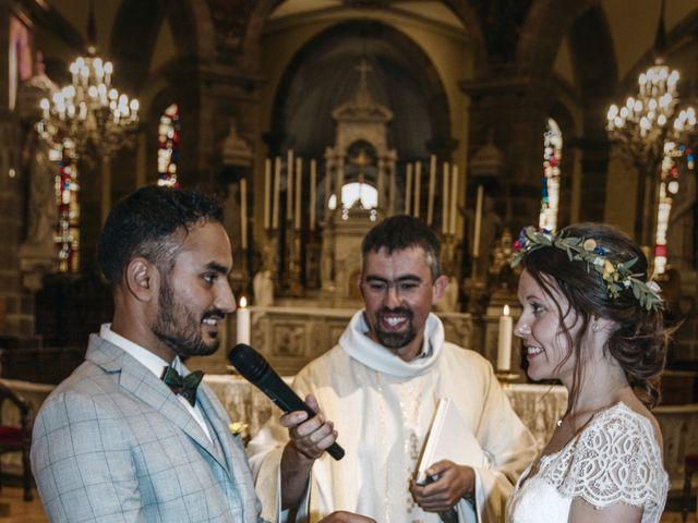 Le mariage de Camille et Sandeep Singh à Saint-Malo, Ille et Vilaine 17