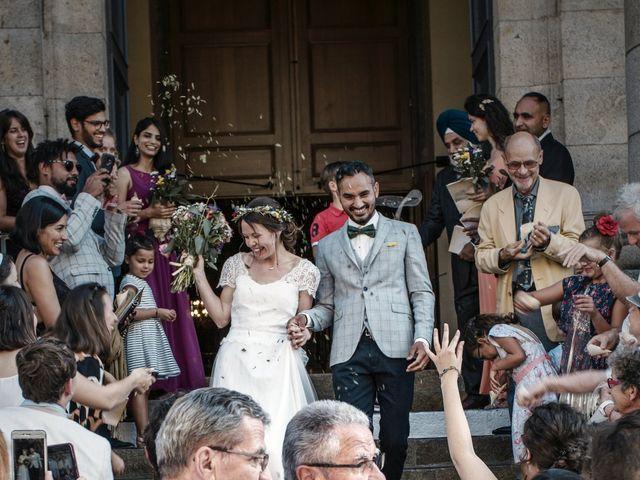 Le mariage de Camille et Sandeep Singh à Saint-Malo, Ille et Vilaine 19