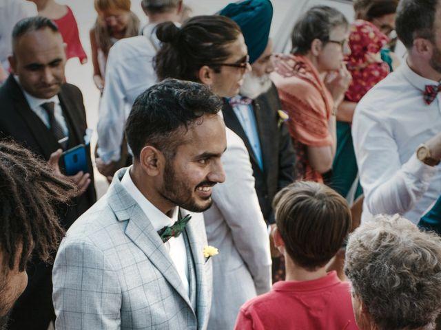 Le mariage de Camille et Sandeep Singh à Saint-Malo, Ille et Vilaine 21