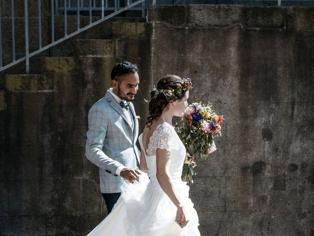 Le mariage de Camille et Sandeep Singh à Saint-Malo, Ille et Vilaine 22