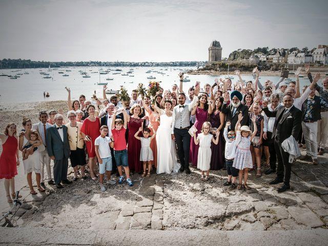 Le mariage de Camille et Sandeep Singh à Saint-Malo, Ille et Vilaine 23