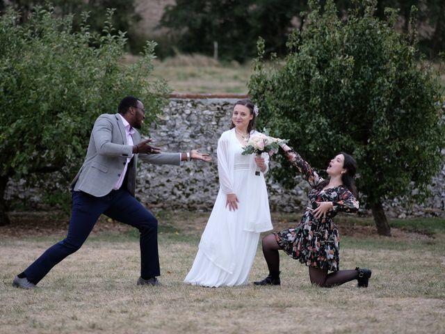 Le mariage de Arthur et Charline à La Chapelle-Moutils, Seine-et-Marne 8