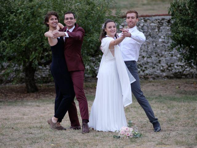 Le mariage de Arthur et Charline à La Chapelle-Moutils, Seine-et-Marne 9