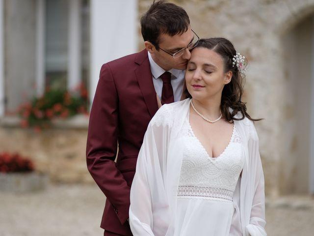 Le mariage de Charline et Arthur