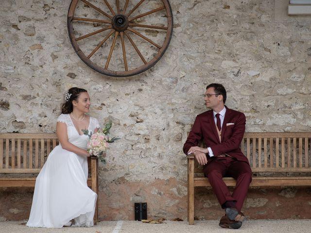 Le mariage de Arthur et Charline à La Chapelle-Moutils, Seine-et-Marne 12