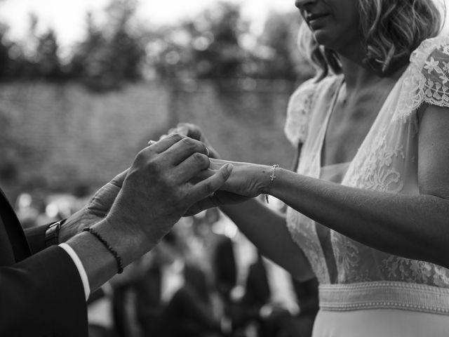 Le mariage de Romain et Victoire à Pluneret, Morbihan 7