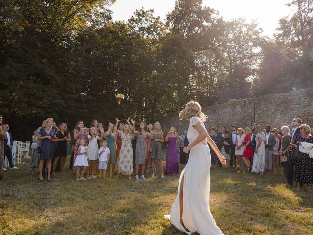 Le mariage de Romain et Victoire à Pluneret, Morbihan 8