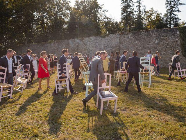Le mariage de Romain et Victoire à Pluneret, Morbihan 9