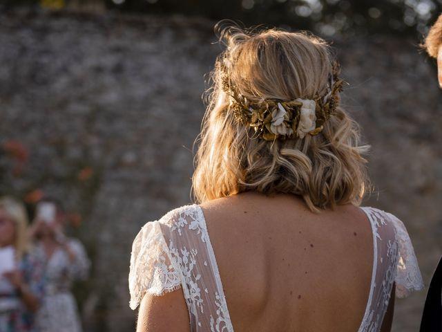 Le mariage de Romain et Victoire à Pluneret, Morbihan 11
