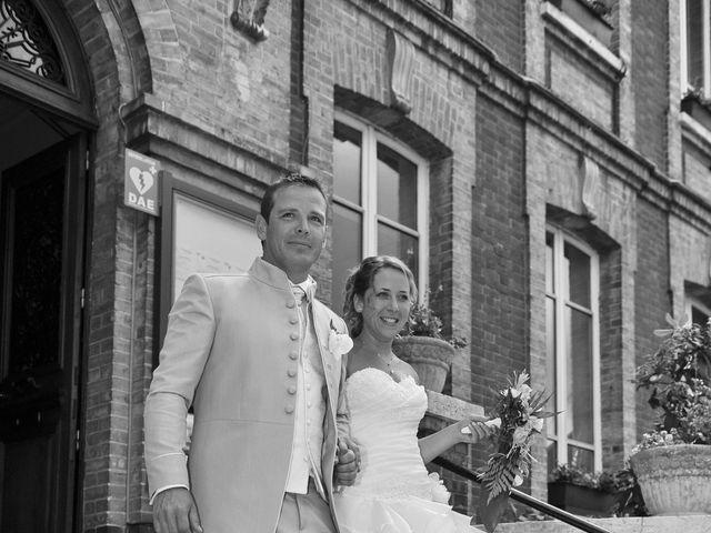 Le mariage de Quentin et Sandra à Huest, Eure 3