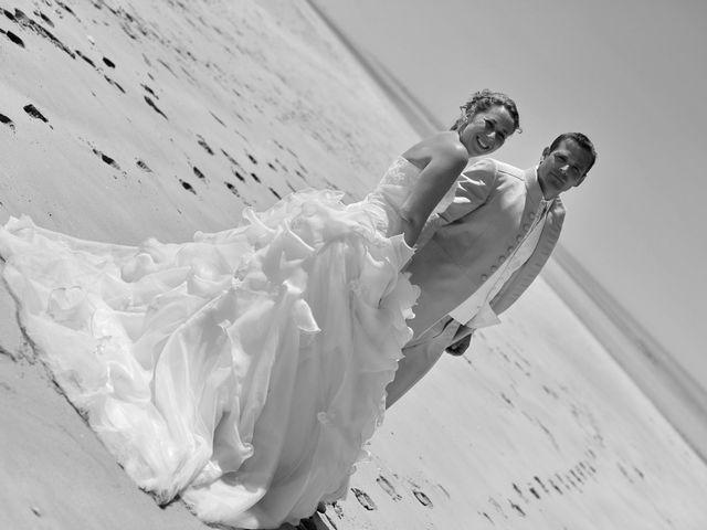 Le mariage de Quentin et Sandra à Huest, Eure 1