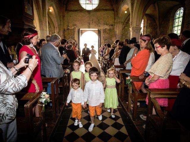 Le mariage de Grégoire et Camille à Villers-Saint-Frambourg, Oise 8