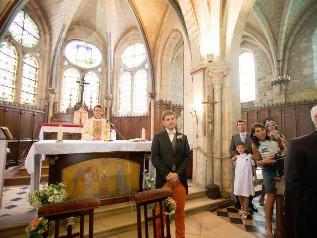 Le mariage de Grégoire et Camille à Villers-Saint-Frambourg, Oise 9
