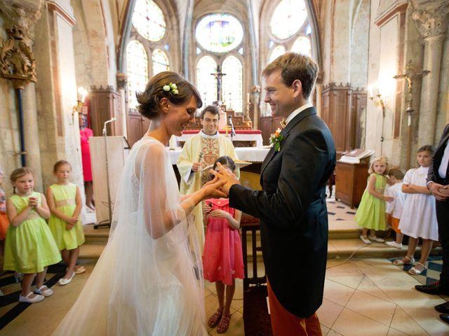 Le mariage de Grégoire et Camille à Villers-Saint-Frambourg, Oise 10