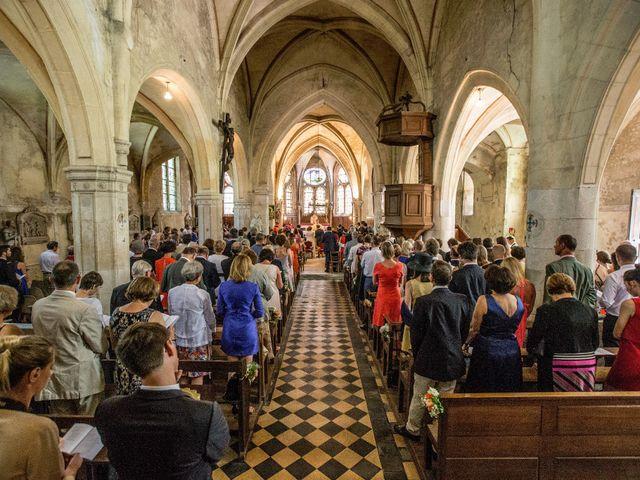 Le mariage de Grégoire et Camille à Villers-Saint-Frambourg, Oise 11
