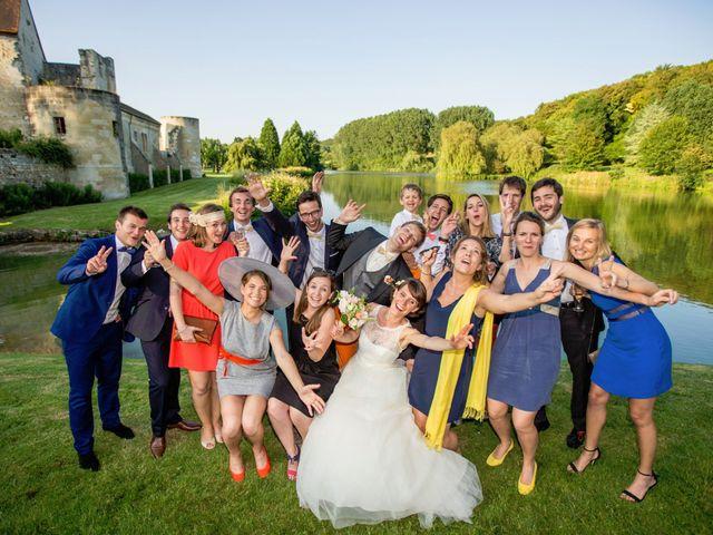 Le mariage de Grégoire et Camille à Villers-Saint-Frambourg, Oise 22