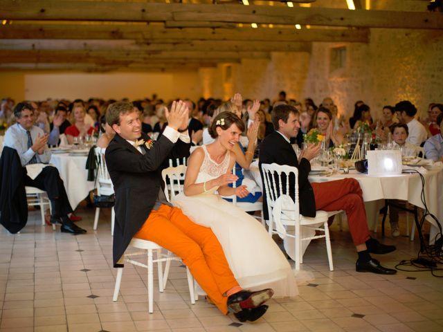 Le mariage de Grégoire et Camille à Villers-Saint-Frambourg, Oise 24