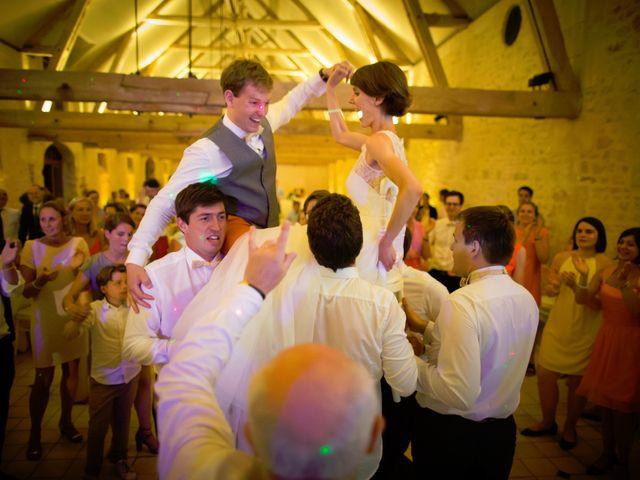 Le mariage de Grégoire et Camille à Villers-Saint-Frambourg, Oise 28