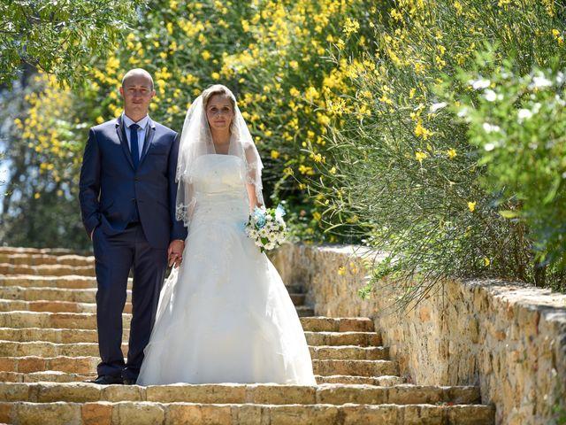 Le mariage de Jonathan et Pauline à Camaret-sur-Aigues, Vaucluse 9