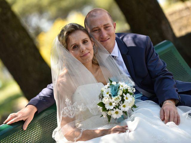 Le mariage de Jonathan et Pauline à Camaret-sur-Aigues, Vaucluse 12
