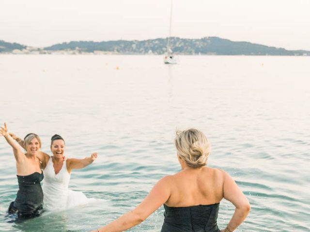 Le mariage de Jerome et Patricia à Toulon, Var 64
