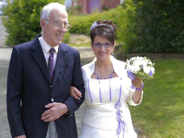 Le mariage de Cécile et Frédéric à Mirande, Gers 8