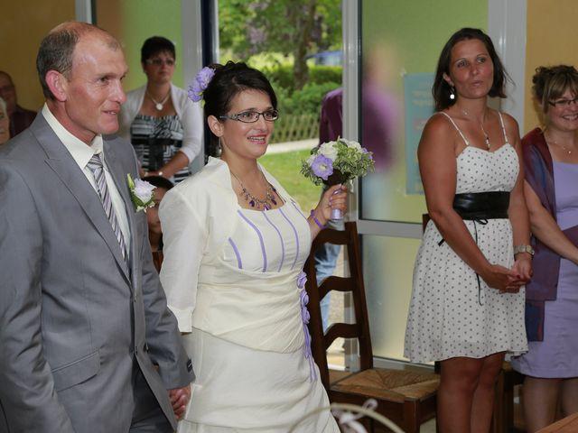 Le mariage de Cécile et Frédéric à Mirande, Gers 10