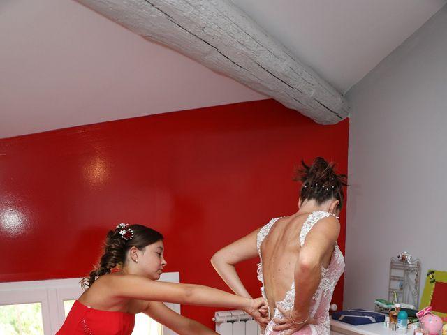 Le mariage de Christophe et Sandra à Vergèze, Gard 5