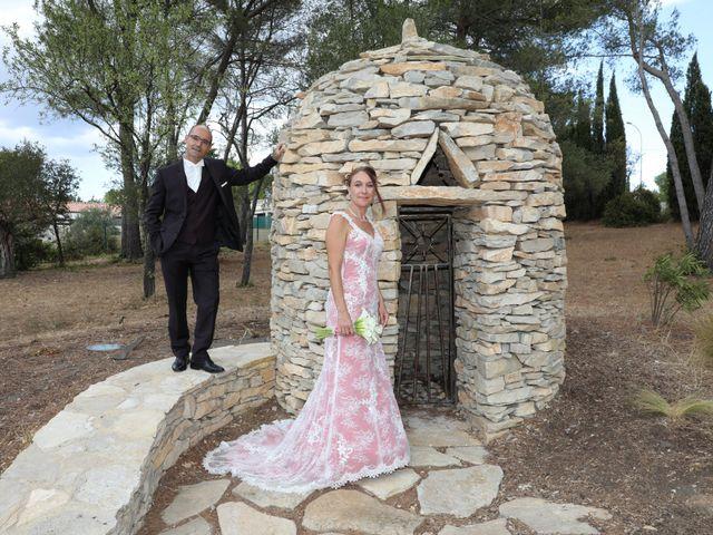 Le mariage de Christophe et Sandra à Vergèze, Gard 10
