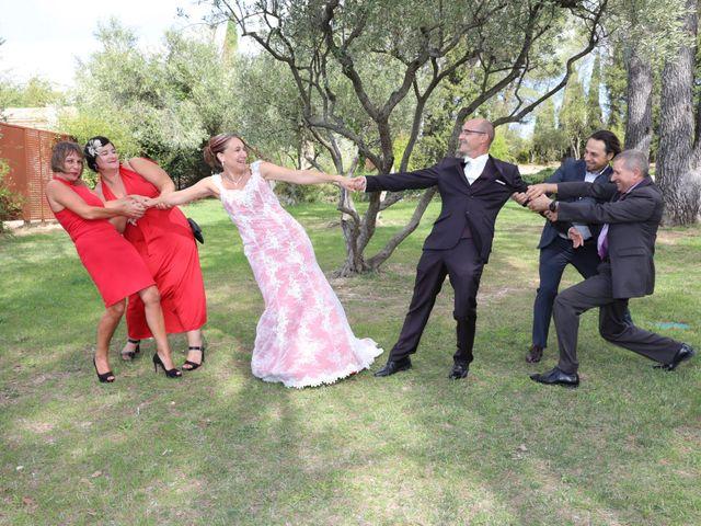Le mariage de Christophe et Sandra à Vergèze, Gard 11