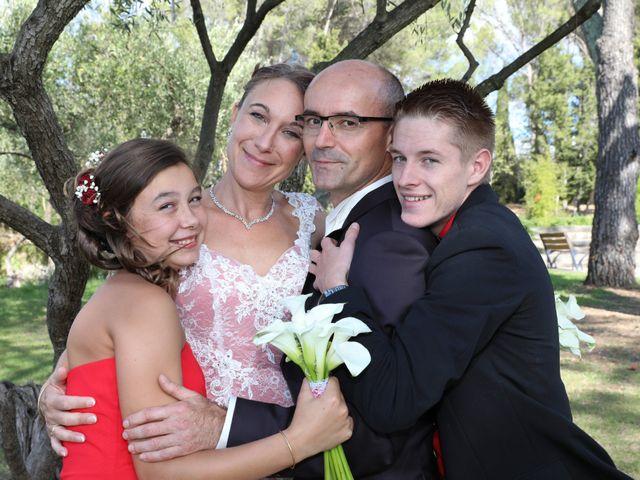 Le mariage de Christophe et Sandra à Vergèze, Gard 14