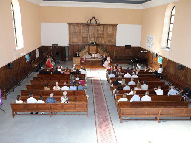 Le mariage de Christophe et Sandra à Vergèze, Gard 16