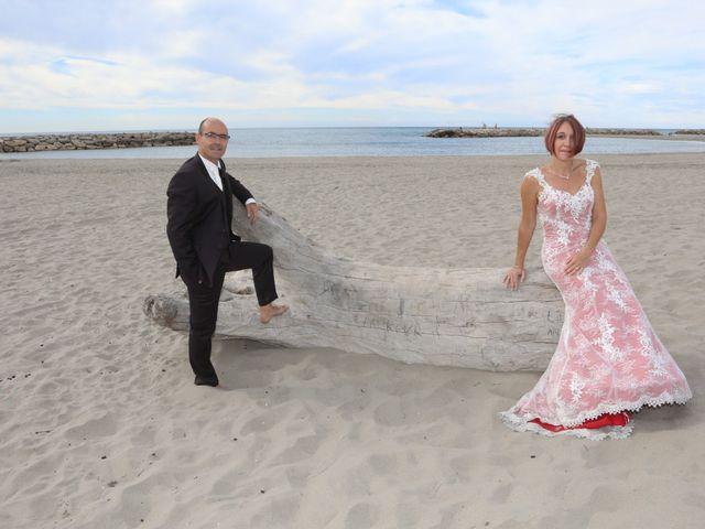 Le mariage de Sandra et Christophe