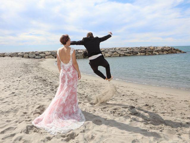 Le mariage de Christophe et Sandra à Vergèze, Gard 25