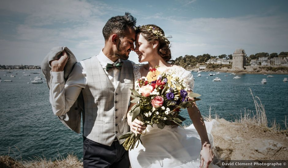 Le mariage de Camille et Sandeep Singh à Saint-Malo, Ille et Vilaine