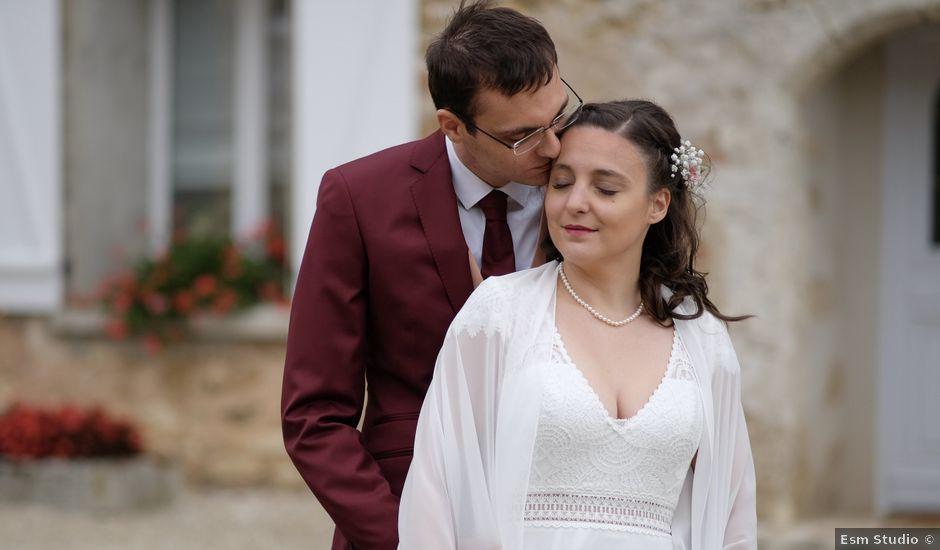 Le mariage de Arthur et Charline à La Chapelle-Moutils, Seine-et-Marne