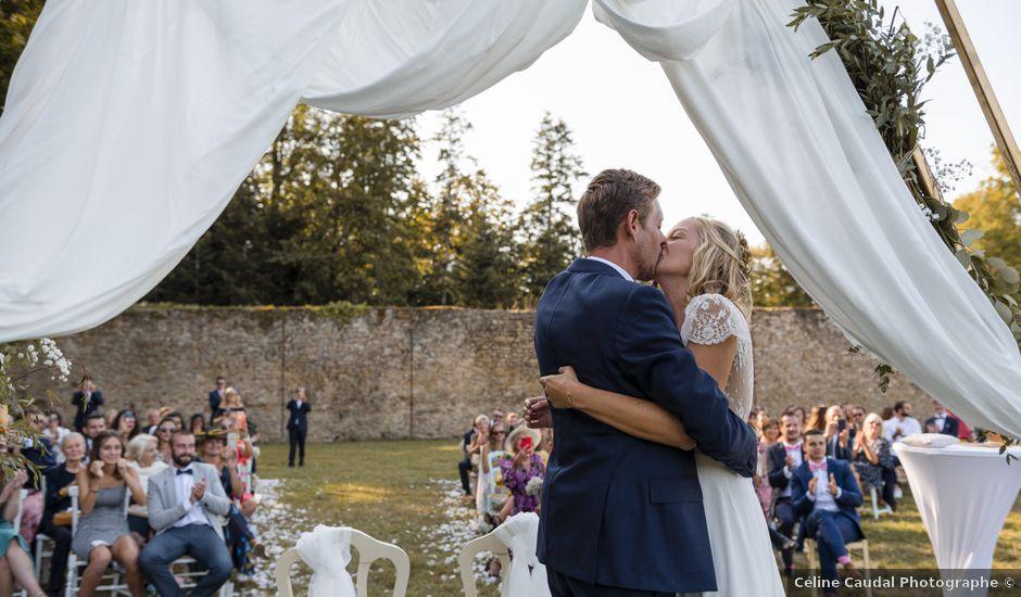 Le mariage de Romain et Victoire à Pluneret, Morbihan