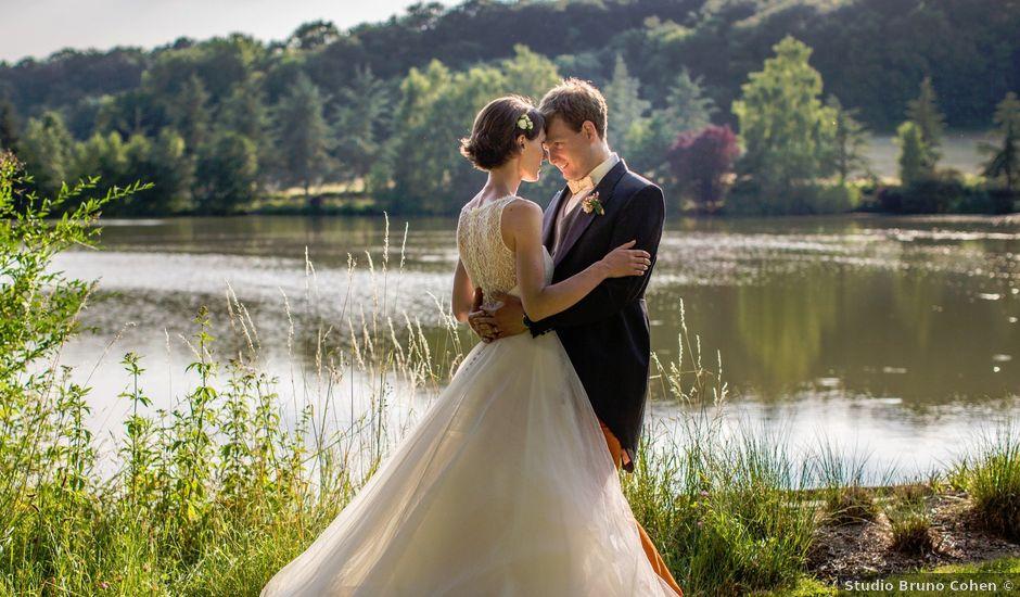 Le mariage de Grégoire et Camille à Villers-Saint-Frambourg, Oise