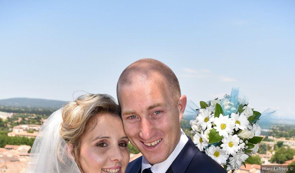 Le mariage de Jonathan et Pauline à Camaret-sur-Aigues, Vaucluse