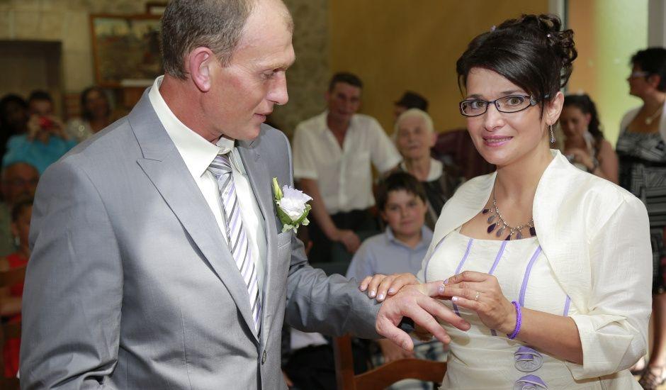 Le mariage de Cécile et Frédéric à Mirande, Gers