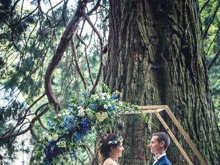Le mariage de Océane  et  Florentin  1