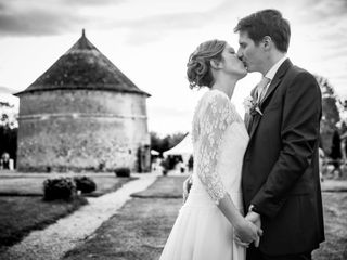 Le mariage de Mathilde et Gautier
