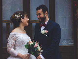 Le mariage de Sabria et Karim