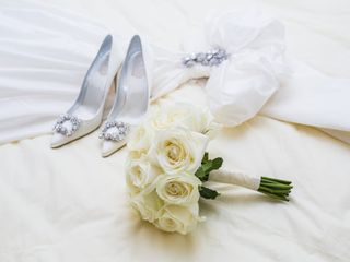 Le mariage de Claire et César 1