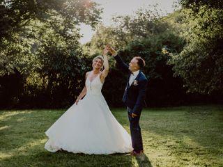 Le mariage de Katia et Jean-Baptiste