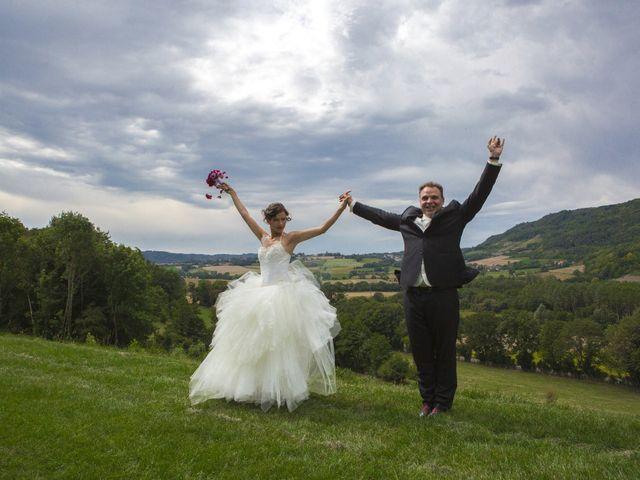 Le mariage de Jennyfer et Anthony