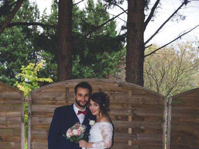 Le mariage de Karim et Sabria à Saint-Laurent-d'Oingt, Rhône 12