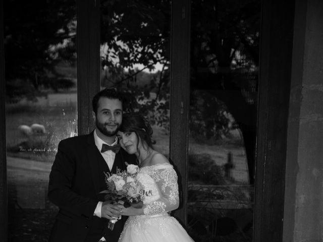 Le mariage de Karim et Sabria à Saint-Laurent-d'Oingt, Rhône 1